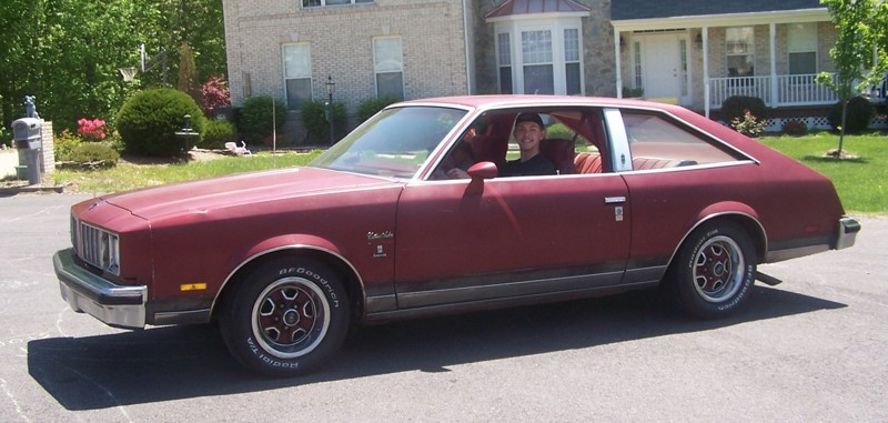 Our cars index to all of them for 1978 cutlass salon
